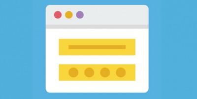HTML: cómo alinear botones de redes sociales en el blog.