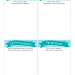 Plan de Empresa (I): Análisis Dafo (con imprimible)