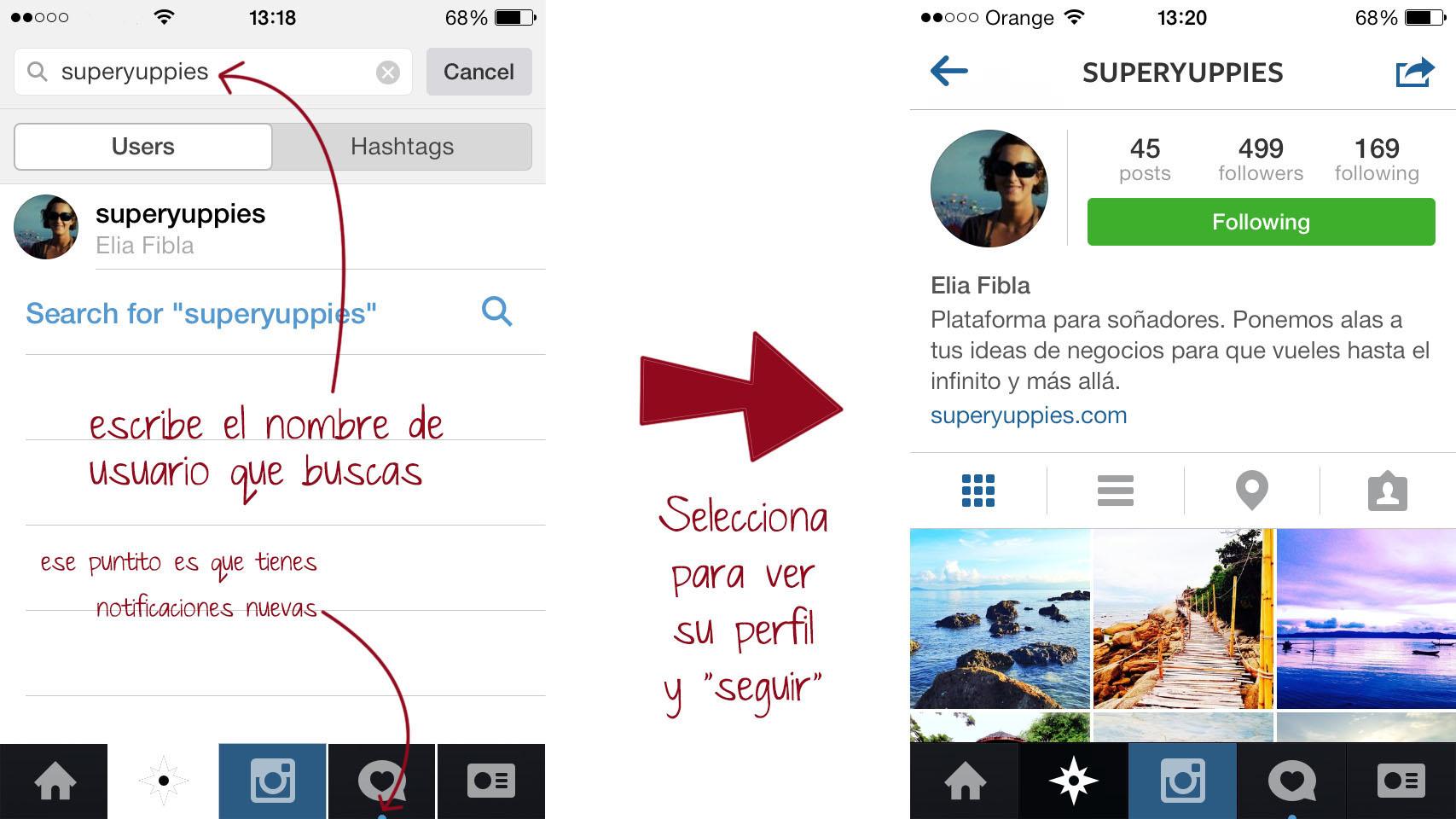 Instagram Para Novatos Porque Una Imagen Vale Más Que Mil