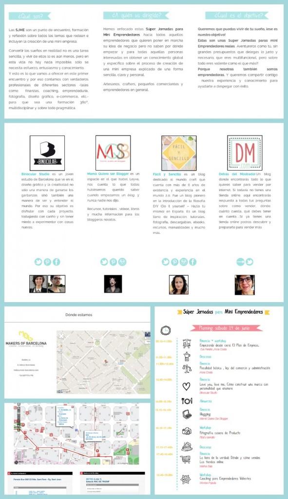 Post sobre cómo promocionar un evento en redes sociales. Paso 1: recopilar información