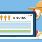 5 ideas de contenido para un blog en vacaciones