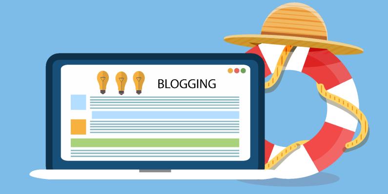 5 ideas de contenido para publicar en vacaciones