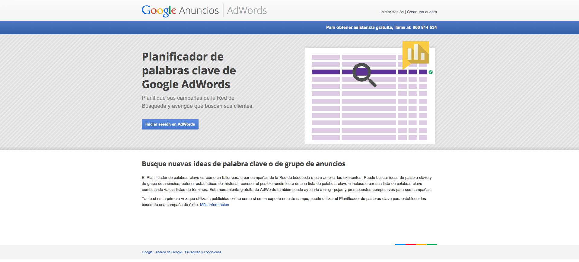 planificador_palabras_clave_google