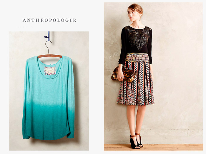 Anthropologie ropa 700