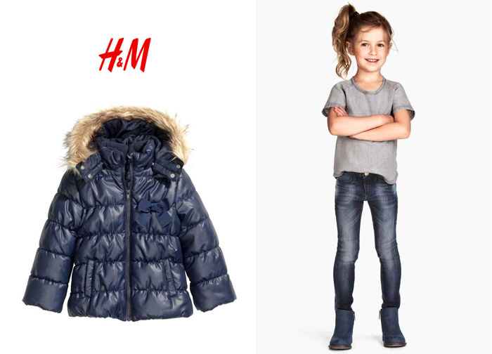 HM ropa 700