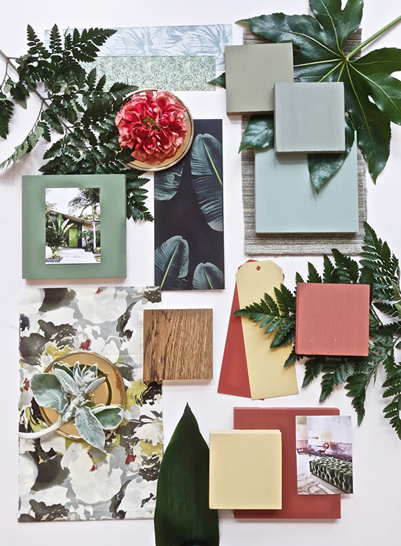 Farrow&Ball Mood Board - Eclectic Trends